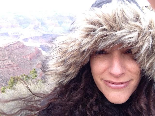 Canyon selfie ;)